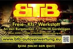 BTB Autoverwertung