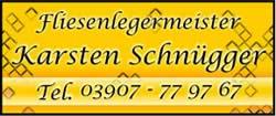 Fliesenlegermeister Schnügger