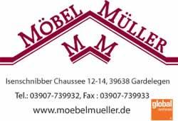 Möbel Müller Gardelegen