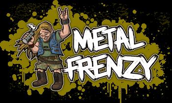 Metal Frenzy Logo 2019