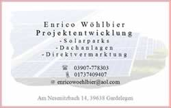 Projektentwicklung Wöhlbier