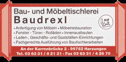 Tischlerei Baudrexl