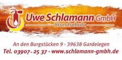 Uwe Schlamann Brandschutz