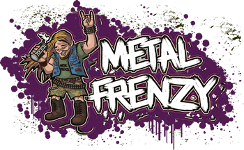 Metal Frenzy Logo