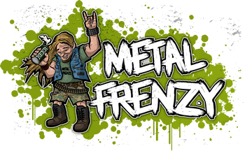 Metal Frenzy Logo 2021