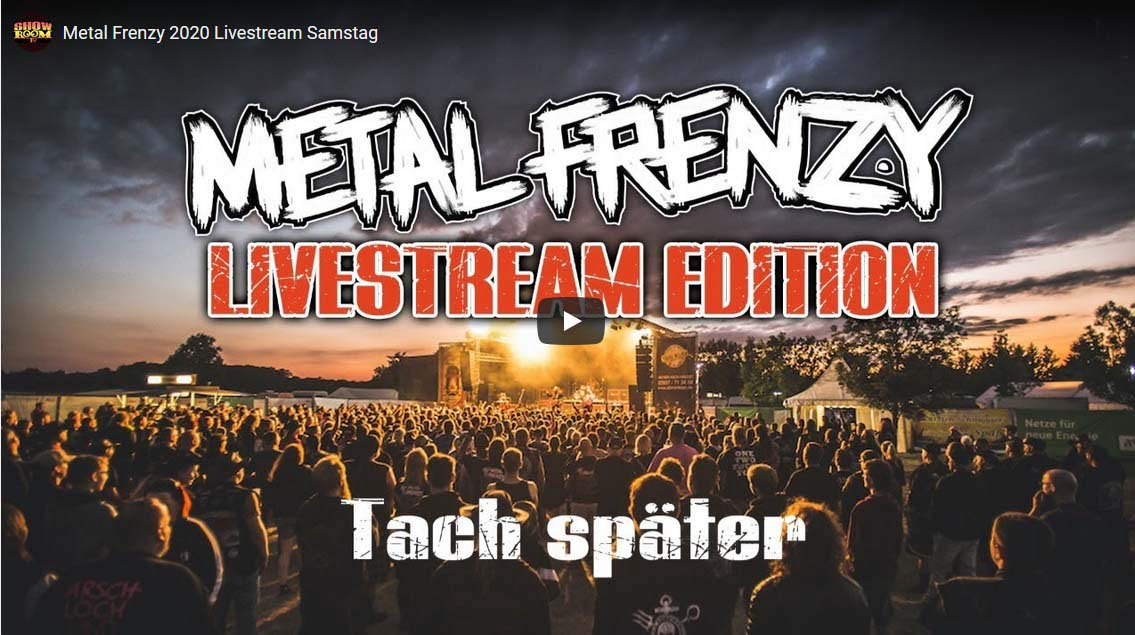 Frenzy Stream Samstag